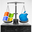 Mac OS Snow Leopard und Windows 7 im Performance-Test