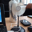 Leiser USB-Ventilator Desk Fan