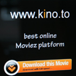 Online-Videostreaming Portal kino.to Offline!