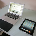 iPad und MacBook